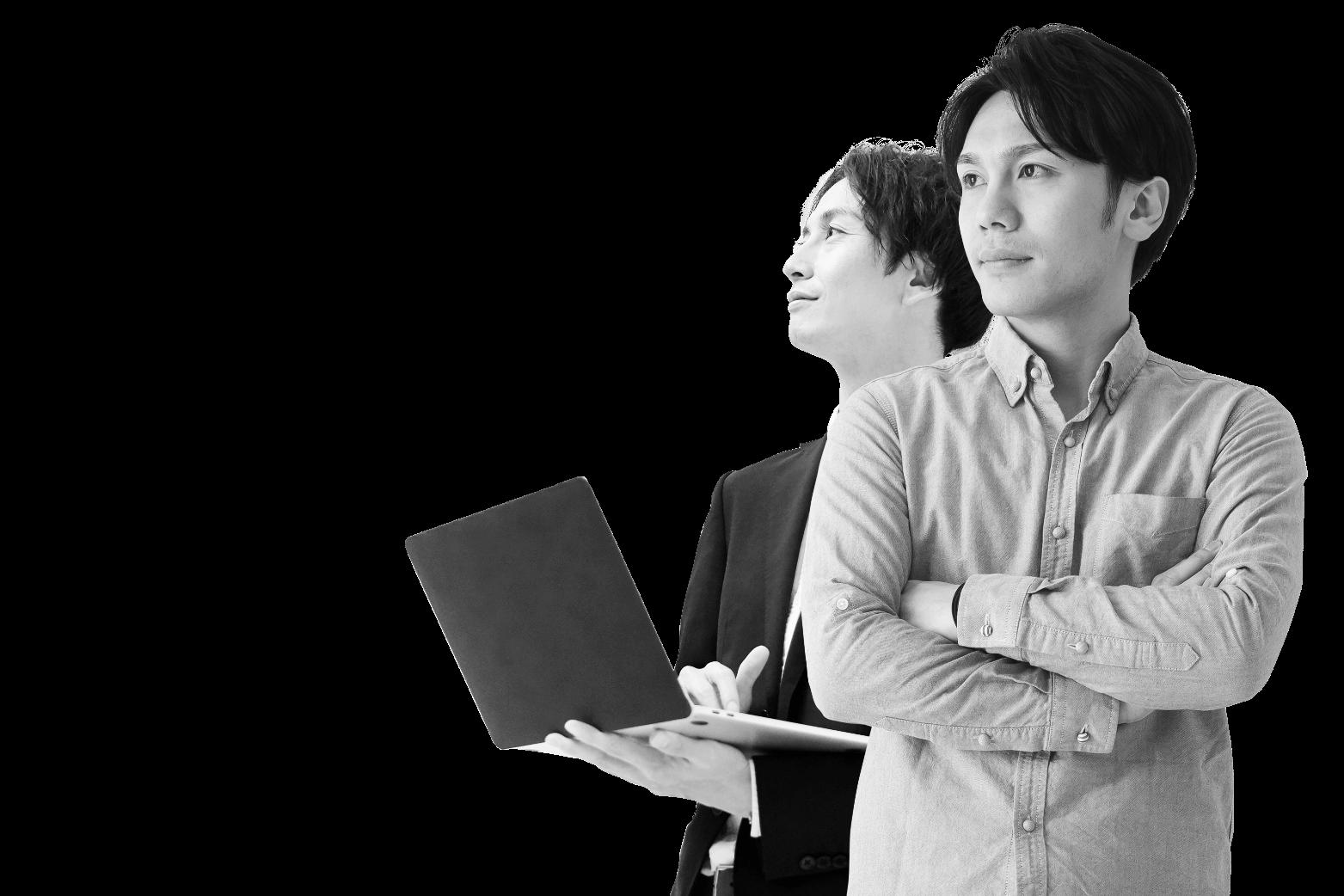 代表取締役CEO 谷口厚志、代表取締役CEO 谷口厚志